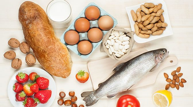 The New Standard For Reducing The Risk Of Food Allergies