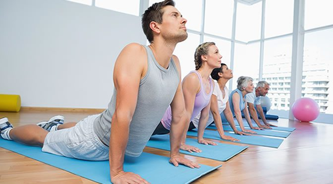 Yoga Is Potential Therapy For Surprising Range of Conditions