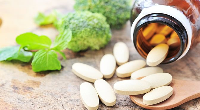 Blend of 30 Vitamins And Minerals May Reverse Brain Aging